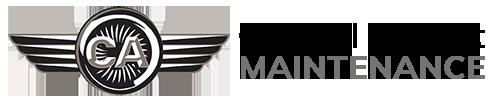 Coastal Aircraft Maintenance Logo